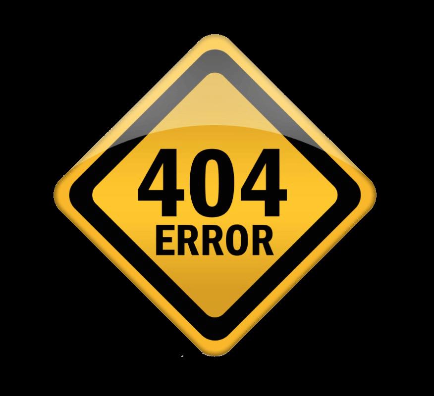Error 404 - Página no encontrada